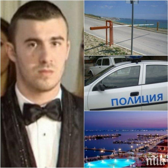 """САМО В ПИК И """"РЕТРО""""! Синът на Миню Стайков се скри след екшъна в Св. Влас"""