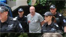 ИЗВЪНРЕДНО И САМО В ПИК! Бруталният швед Ралф Сундберг, ритнал камериерката в Слънчака, май се измъква - ще плати само смешните 5 бона обезщетение