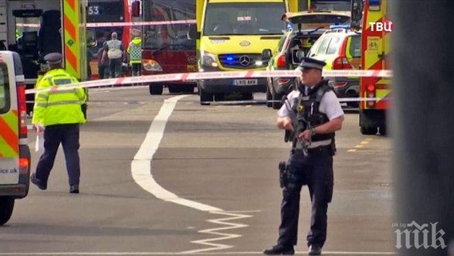 ОТ ПОСЛЕДНИТЕ МИНУТИ! Евакуират джамия в Лондон заради заплаха от взрив