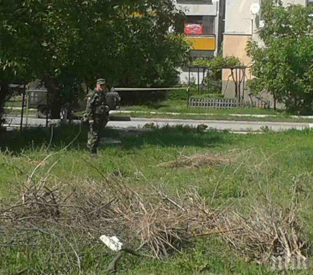 Няма край! Откриха нови бомби в Тракия, районът е отцепен (СНИМКА)