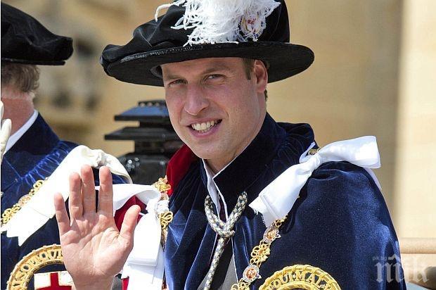 Какво не знаем за принц Уилям - ето разкрития навръх рождения му ден!