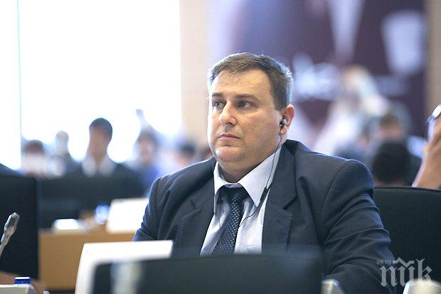 Евродепутатът Емил Радев: И Великобритания, и ЕС нямат интерес от твърд Брекзит
