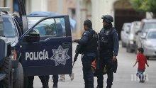 Изверг! Мъж преряза гърлото на бившата си приятелка в търговски център в Мексико