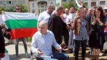 """ЕКСКЛУЗИВНО! Александър Симов с горещ коментар за ПИК и """"Ретро"""": Държавният преврат на """"злия прът"""" Слави се провали - да използваш 2,5 млн. души, за да извиваш ръце, е тотален рекет"""