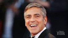 Джордж Клуни продаде компанията си за текила за 1 млрд. долара