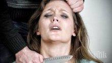 Ревнив мексиканец преряза гърлото на бившата си в търговски център