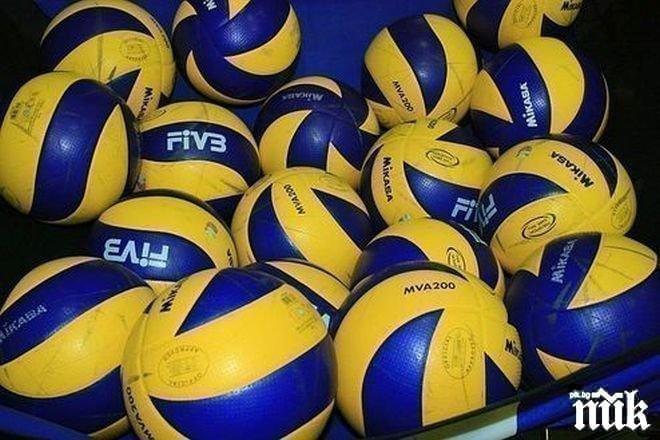 Успешен старт! Волейболните национали (до 17 години) тръгнаха с победа на Балканиадата
