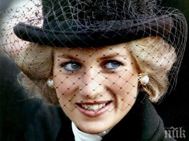 ШОК! Британски агент призна, че е убил принцеса Даяна