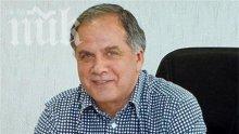 """Данчо Лазаров се оттегля от  """"Левски"""" след 19 години"""