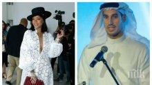 Риана има нов любим - приказно богат саудитски бизнесмен