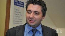 """Министър Николай Нанков открива заседание за европрограмата """"Региони в растеж"""""""