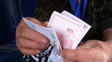 Лапнишарани гласуваха за 300 лева пенсия