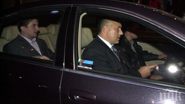 РАЗКРИТИЕ НА ПИК! Боршош уреждал срещи с кмета Бойко Борисов срещу комисионни между 5000 и 10 000 лева
