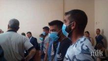 Побойниците роми от Асеновград остават в ареста