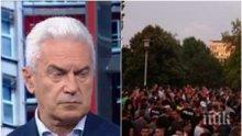 ЕКСКЛУЗИВНО! Сидеров посочи истинските виновници за екшъна между българи и роми в Асеновград