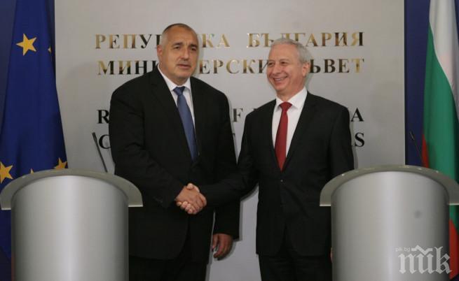 ИЗВЪНРЕДНО! Борисов дава на прокуратурата папката на Герджиков! Премиерът отсече: Ако има виновни, ще си понесат наказанието!