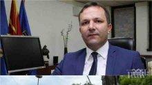 ЕКСКЛУЗИВНО ЗА БЪЛГАРИЯ! Вътрешният министър на Македония Оливер Спасовски в специално интервю за ПИК - какво следва след срещата Заев - Борисов, можем ли заедно да се справим с тероризма и престъпността