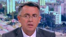 БОМБА В ЕФИРА! Хасан Азис: Имаме едно болно правителство, което само си инжектира бацила, наречен национализъм