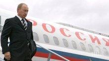 Любопитно! Самолетът на Путин заобиколил Полша и балтийските държави на път за Г-20