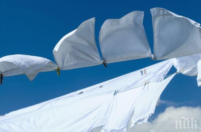 Гнусно: 1/3 от британците перат чаршафите си веднъж годишно