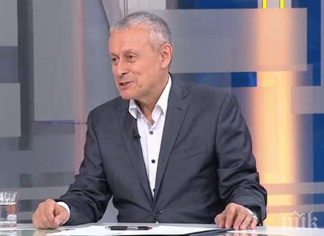 Соломон Паси хвърли бомба: Трява да гледаме към самолета Ф-35, трябва да искаме най-доброто