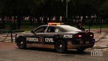 Трагедия! Мъж се самозапали в автобус в Мексико