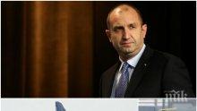 НОВ СКАНДАЛ?! Президентът Румен Радев скочи за самолетите: Правителството взе решение, парламентът взе решение и отива на боклука. Хаосът е пълен!