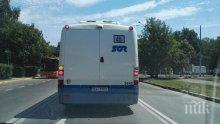 САМО В ПИК! Култово! Електробус с чешка регистрация се вля в градския транспорт на София и изуми столичани (СНИМКИ)