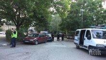 Над 50 полицаи и горски търсят ученика, който прегази туристи в Триград