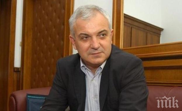 КУРИОЗ ПО ПИК TV! Явор Нотев задряма на председателското място в парламента - Дукова го извади с екшън от унеса (СНИМКА)