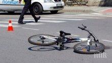 Хванаха шофьора на джипа, премазал колоездач в Пловдив