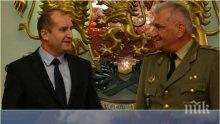 ЕКСКЛУЗИВНО! Началникът на отбраната ген. Боцев за бойните самолети: Няма външна намеса и корупция!