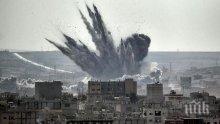 Сирийското правителство си върна контрола петролните полета в Ракка