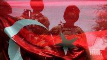 Бивш генерал от турското разузнаване: Поне 15 % от военните в Турция са членове на ФЕТО