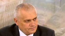 ПРЕЗ СМЯХ! Вътрешният министър Радев за оставката си: Не го разбирам Янков, казах му директно, ако има проблем да каже