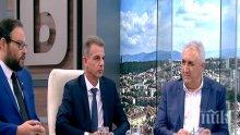 СКАНДАЛ В ЕФИР! Чуколов и Дикме в жесток спор за продажбата на българска земя на чужденци