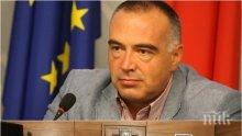 ВОЙНАТА ЗАПОЧВА! Антон Кутев хвърли бомба: През есента внасяме вот на недоверие