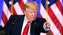 """Доналд Тръмп обяви, че """"фалшивите новини"""" изкривяват демокрацията"""