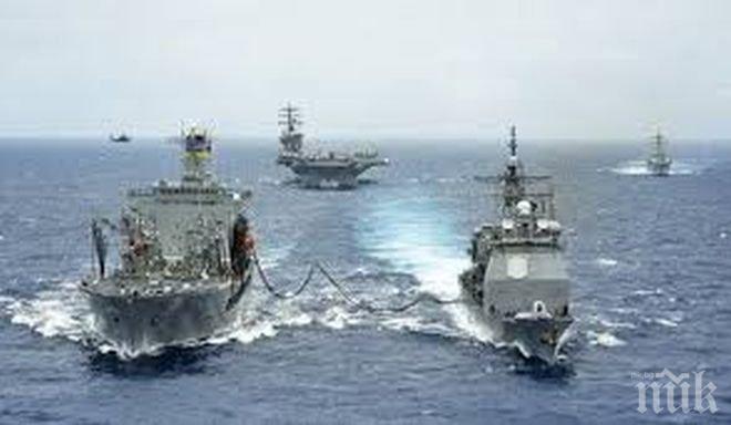 Общо военно обучение на осем страни-членки на НАТО започна на Черноморието