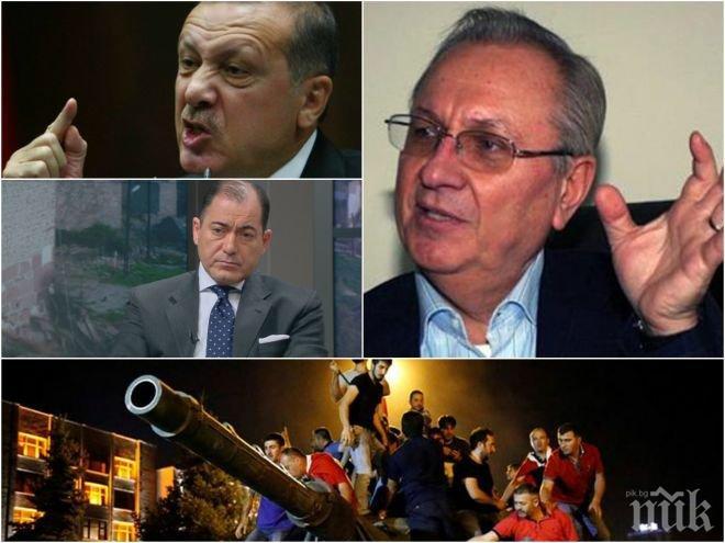 ЕКСКЛУЗИВНО! Осман Октай с горещи разкрития пред ПИК за грубата намеса на турския посланик в българската политика и какви са намеренията на Ердоган към България