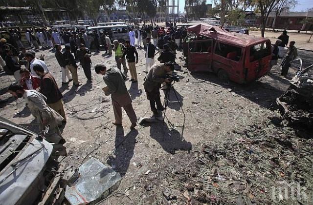 Пакистан обвини Индия за смъртта на четирима войници в Кашмир