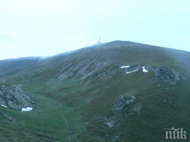 Най-много е валяло през почивните дни на връх Ботев - 54 л/кв. м.