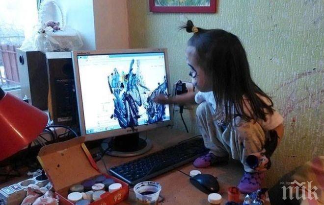 ЩЕ СЕ СМЕЕТЕ ДО СЪЛЗИ! Ето какво се случва, когато децата са насаме с въображението си...