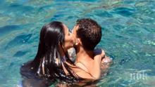 ЕКСКЛУЗИВНО! Докато Гришо се целува с Никол! Тежки думи на Федерер (СНИМКИ)