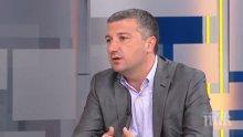 Депутатът от БСП Драгомир Стойнев разкри: Идат нови бунтове! След полицаите се вдигат учените от БАН! Отпадането на класа за прослужено време е сценарий!