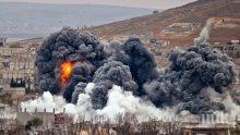 Четирима загинаха при самоубийствен атентат в Сирия