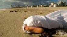 Илинден взе първа жертва! Морето в Бургас изхвърли удавничка