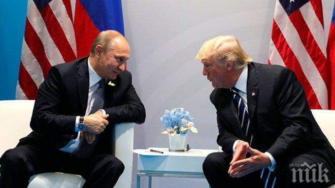 Германски дипломат: Нови американски санкции по адрес на Русия ще нанесат сериозна вреда в отношенията между Европейския съюз и САЩ