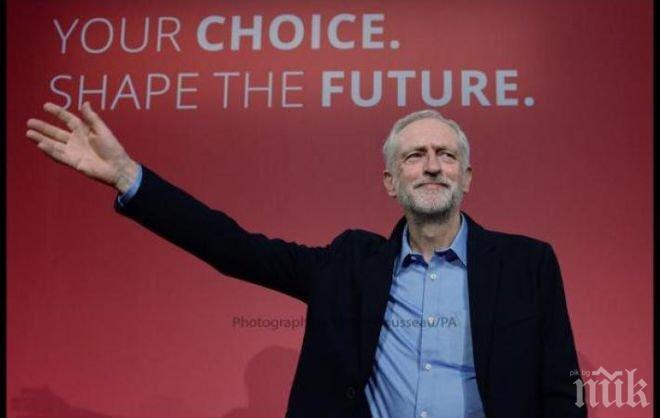 Контра! В Лейбъристката партия мнозинството иска оставане на Великобритания в единния пазар на Европейския съюз
