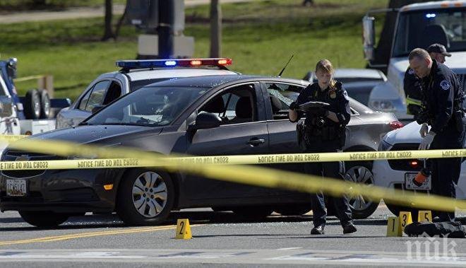 Полицията във Вашингтон е провела контролиран взрив недалеко от сградата на Конгреса на Съединените щати